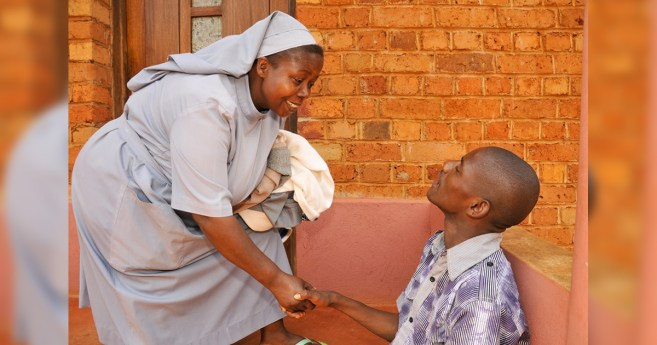 Las Hermanas de la Misericordia prenden la chispa Vicenciana entre las mujeres jóvenes de Tanzania