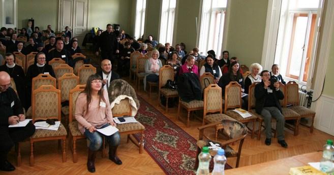 Seminario sobre Cambio Sistémico en Nitra (Eslovaquia)