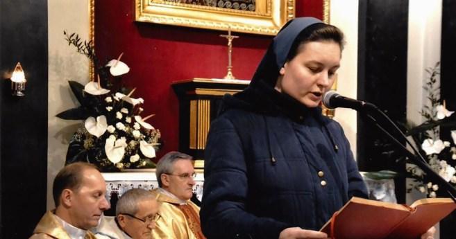 Mi vocación: sor Aneta (Varsovia)
