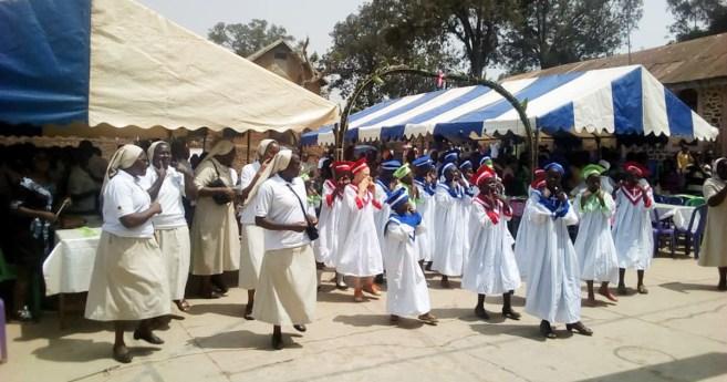 Cincuenta años de servicio de las Hijas de la Caridad en Camerún