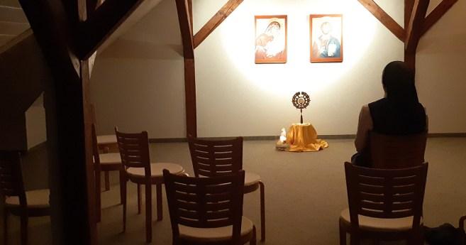 Las Hermanas Vicencianas de Untermarchtal inician una cadena de oración durante este tiempo de COVID-19