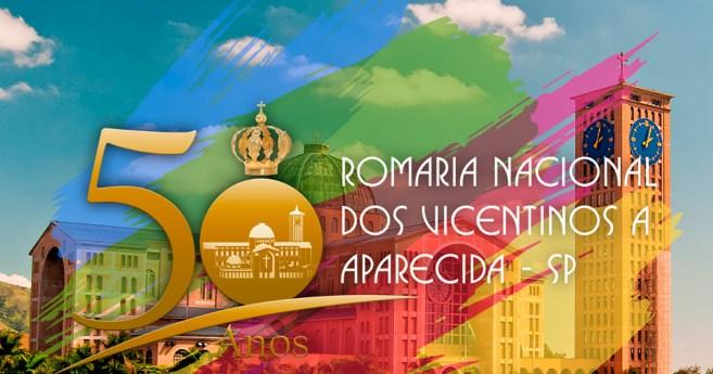 La romería vicentina anual a Aparecida (Brasil) se traslada al mes de diciembre