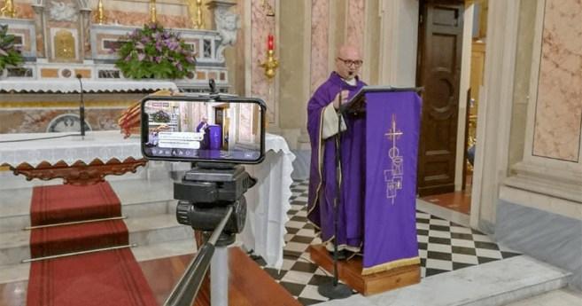 Convertirse en Eucaristía en la cuarentena