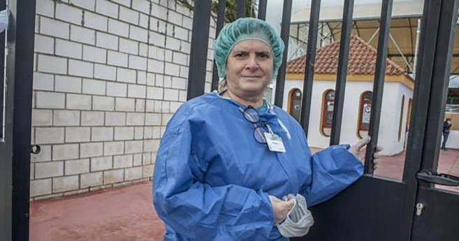 Entrevista a Sor Loli Vélez Saavedra, Hija de la Caridad y enfermera