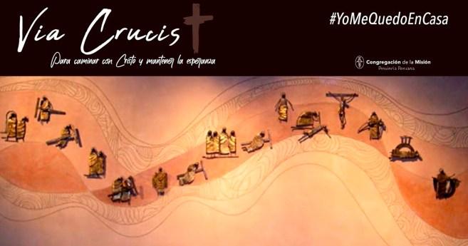 Viacrucis para la Familia Vicentina (desde Perú)