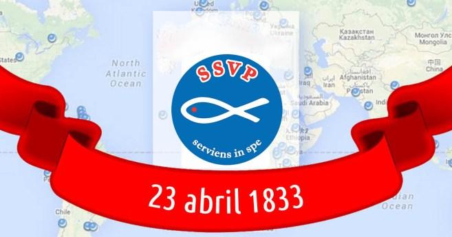 Sociedad de San Vicente de Paúl: desde sus orígenes hasta hoy