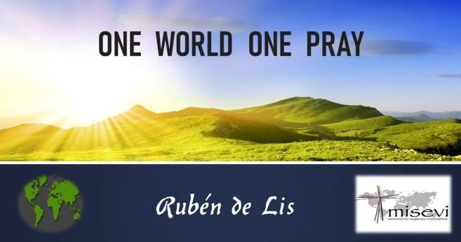MISEVI: Un mundo, una plegaria