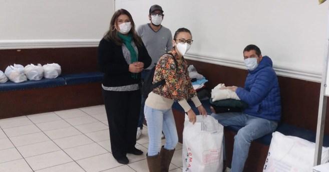 ACASVI se moviliza en tiempos de pandemia