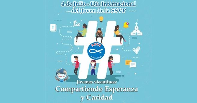 Día Internacional del Joven Vicentino de la SSVP