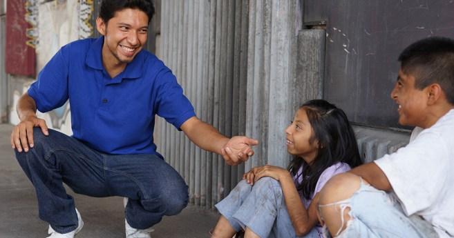 Los niños de la calle, ¿qué postura tomar?