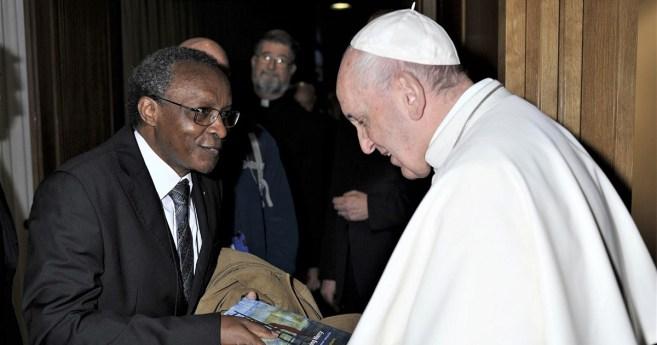 Entrevista con el Hno. Lawrence Obiko, Superior General de los Hermanos de Nuestra Señora Madre de la Misericordia