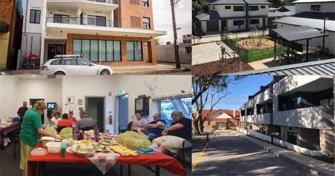 500 nuevas viviendas para personas sin hogar en Australia