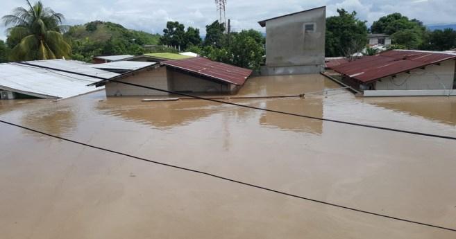 Huracán Eta en Honduras: Inundación, destrucción y muerte