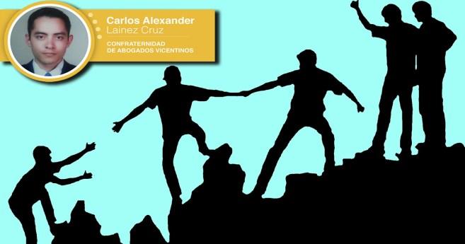 Entrevista a Carlos Lainez, coordinador de la Confraternidad de Abogados Vicentinos