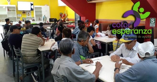 Conoce la asociación vicentina «Color esperanza voluntad de ayudar» de Perú