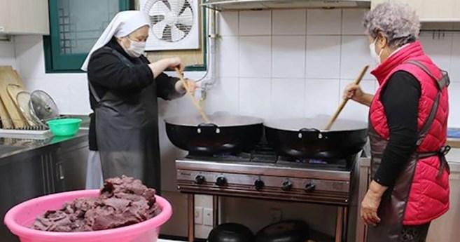 Religiosas coreanas en misión de misericordia para con los pobres