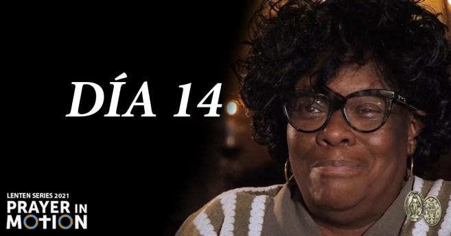 Serie de vídeos de Cuaresma: Día14, La línea de oración