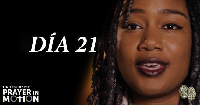 Serie de vídeos de Cuaresma: Día21, Vulnerable en la oración