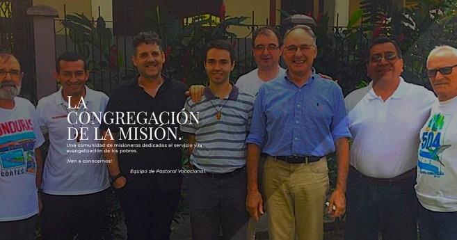 Pastoral vocacional en la Congregación de la Misión