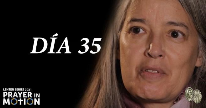 Serie de vídeos de Cuaresma: Día 35, Más grande que nosotros