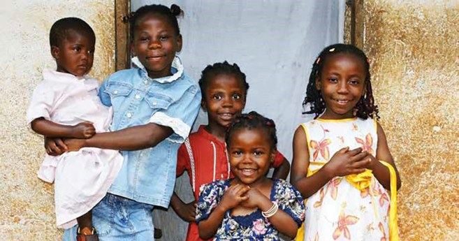Kenia: Familias enteras viven en la calle
