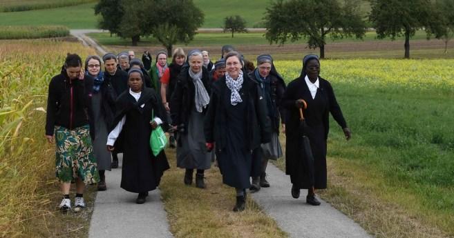 Entrevista con Sor Elisabeth Halbmann, Superiora General de las Hermanas de la Misericordia de San Vicente de Paúl en Untermarchtal (Alemania)