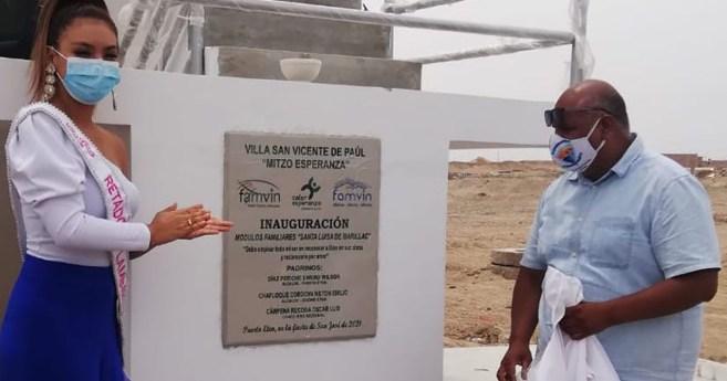 """La """"Villa San Vicente de Paúl"""" abre sus puertas en Perú"""