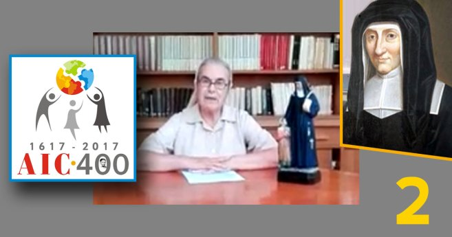 Serie de vídeos de formación de la AIC sobre Santa Luisa, parte 2