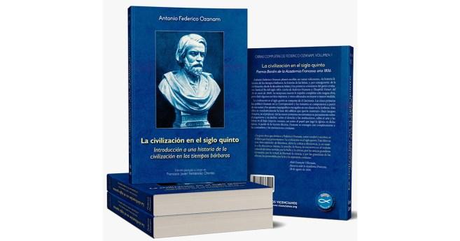 Se comienza a publicar en español la obra completa de Federico Ozanam