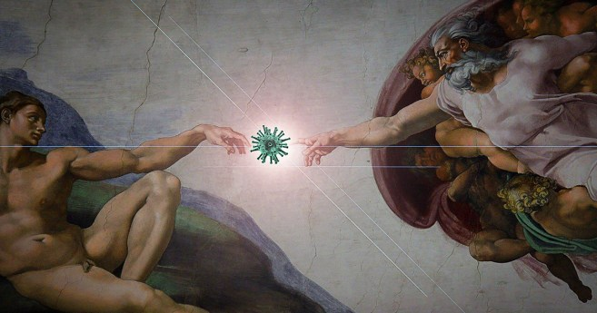 El coronavirus no es un castigo de Dios