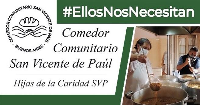Historia y vigencia del comedor comunitario «San Vicente de Paúl» de Buenos Aires (Argentina)