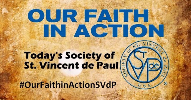 La Sociedad de San Vicente de Paúl comparte «Nuestra fe en acción» en el especial de EWTN