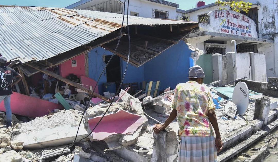 ¡Haití necesita nuestra ayuda! ¡Llamada de las Hijas de la Caridad!