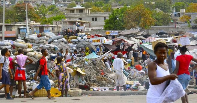 Ayuda inmediata para Haití