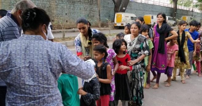 AIC International proporciona ayuda en la India