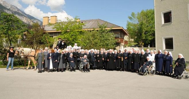 Entrevista con sor Pauline Thorer, Superiora General de la Congregación de Hermanas de la Caridad de San Vicente de Paúl en Innsbruck