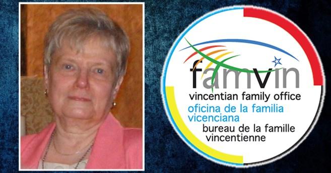 Sor Brenda Hermann se une al equipo de la Oficina de la Familia Vicenciana en Filadelfia (USA)
