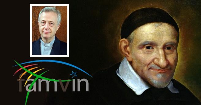Carta del padre Tomaž Mavrič, CM, con motivo de la fiesta de san Vicente de Paúl 2021