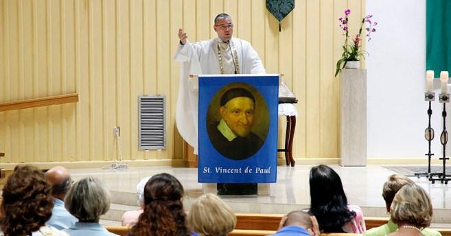 25 años de sacerdocio del P. Flavio Pereira Tercero C.M