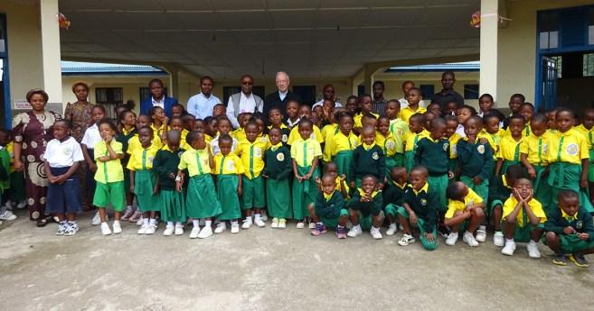 Hermanos de la Caridad: Nuevas aulas en Goma, República Democrática del Congo