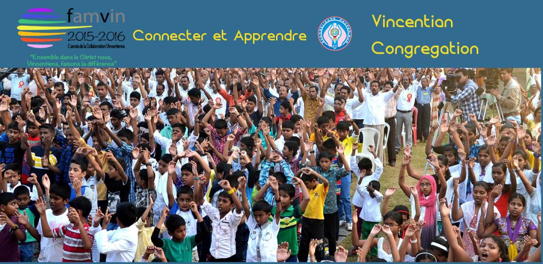 Connecter et Apprendre: La Congrégation Vincentienne – Inde