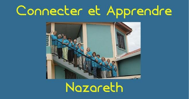 Connecter et Apprendre: Sœurs de la Charité de Nazareth