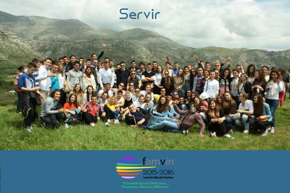 Servir: JMV Croatie: Rijeka, Kistanje et Split