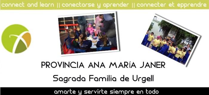 Connecter et Apprendre: Religieuses de la Sainte Famille de Urgell