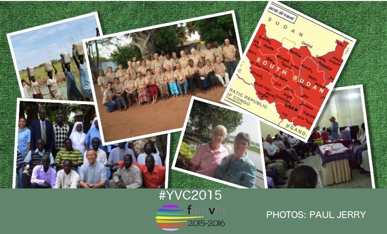 Servir: Soudan du Sud