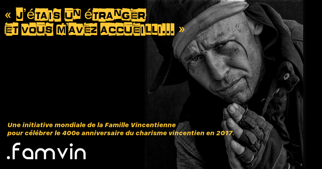 Le 400e anniversaire du charisme vincentien en 2017