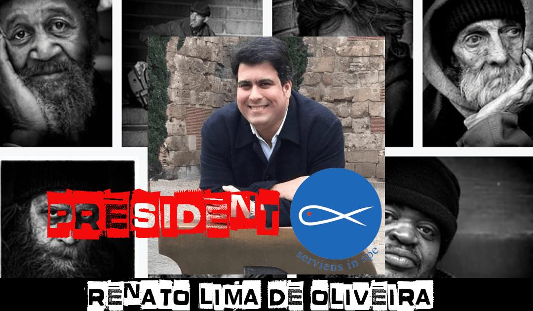 Nouveau président SSVP #election16president #generalassembly2016