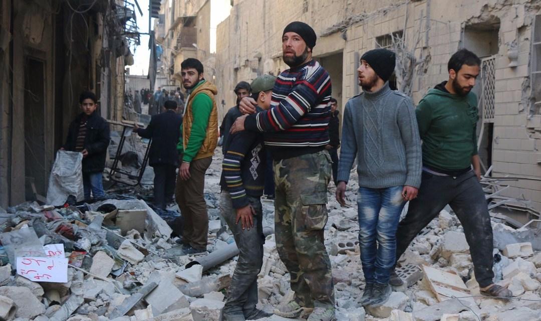 La SSVP soutient le cessez-le-feu en Syrie