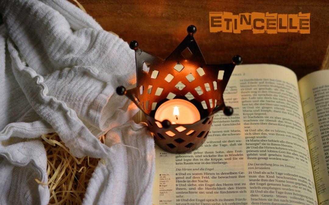 Étincelle: Parole de Dieu dans des vases vincentiens «Noël»