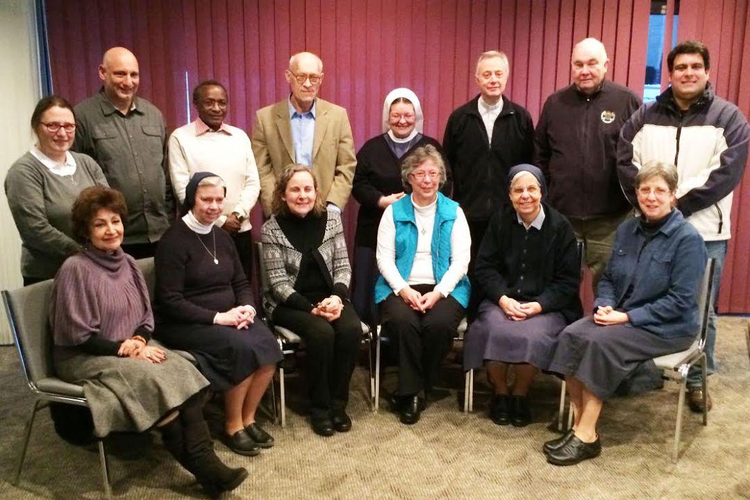 Rencontre annuelle du Comité Exécutif de la Famille Vincentienne